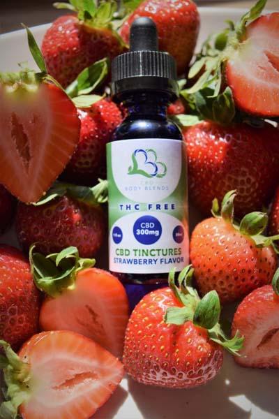 Strawberry Tinctures