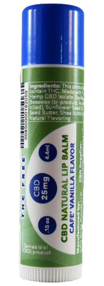 Cbd Natural Lip Balm 15 Oz Cbd Body Blends